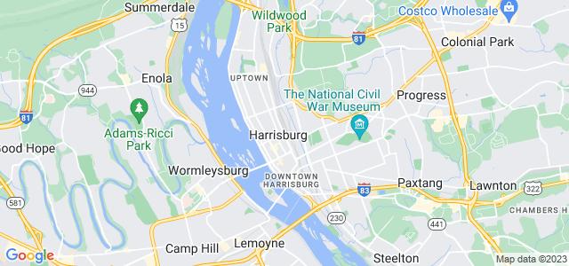 Harrisburg datovania