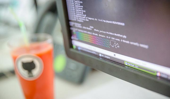 В красивом офисе пишется красивый код.