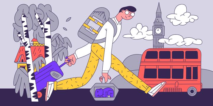 Оффер в Лондон за один день: как его получить и чем заняться после переезда