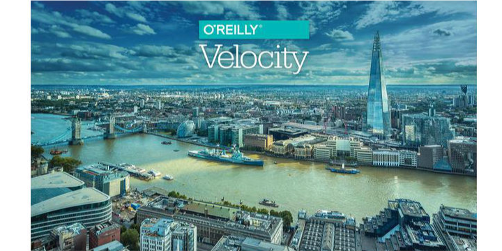 Конференция Velocity London от O'Reilly: обзор и слайды
