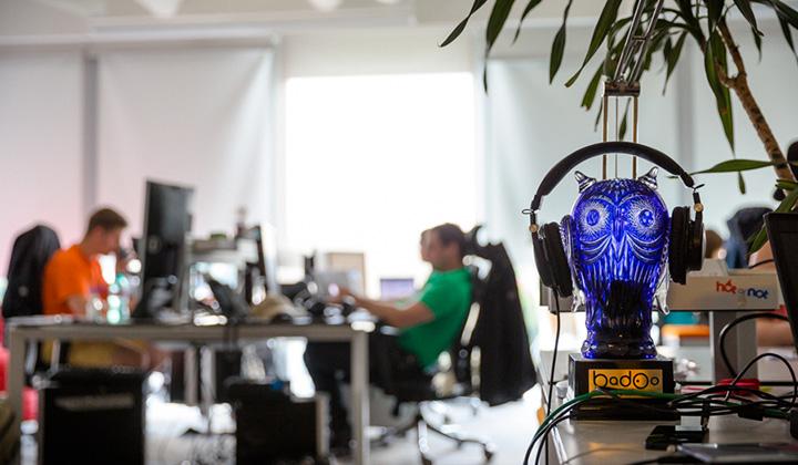 Разработчики Баду оформляют свои рабочие места так, как им нравится.