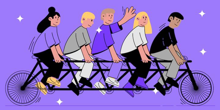 Шесть рецептов для начинающего тимлида: как всё успевать и развивать команду