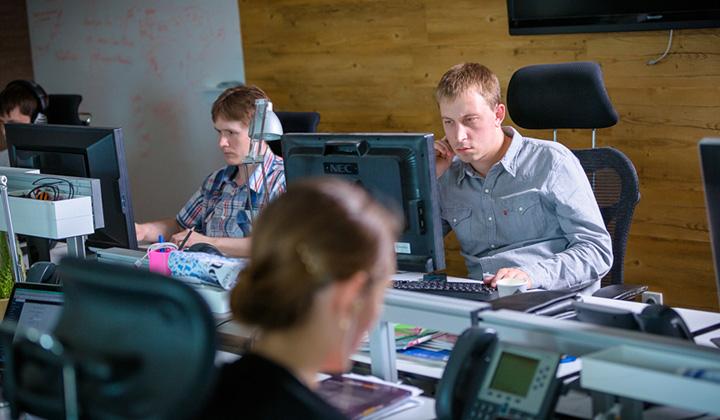 Разработчики Баду приходят на работу с удовольствием.