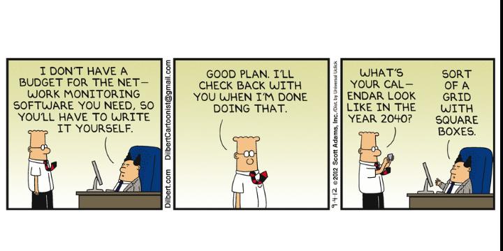 Как научить Zabbix отправлять уведомления о проблемах прямо на рабочий стол