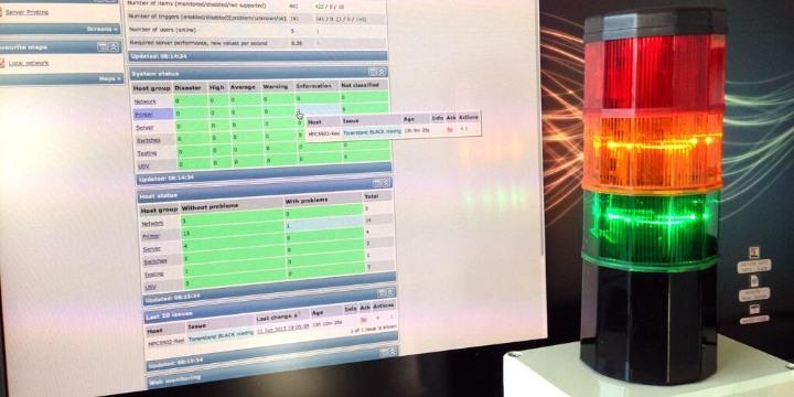 Наш Screens Controller для Zabbix