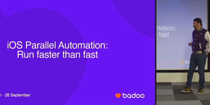 iOS Parallel Automation: Run faster than fast
