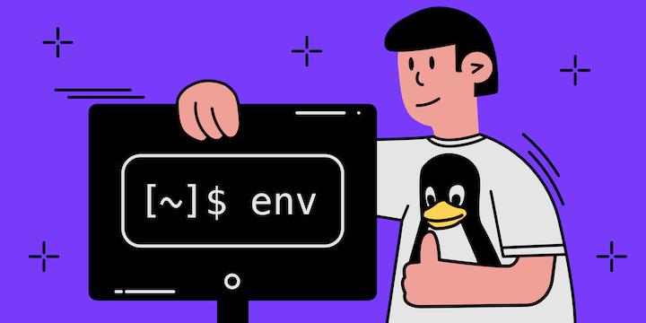 Как дебажить переменные окружения в Linux