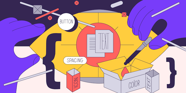 Дизайн-токены способны на большее: создаем единый источник информации о компонентах UI