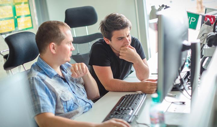 Вся разработка Badoo разделена на девять отделов.